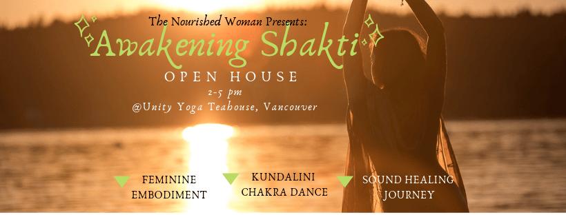 Awakening Shakti Open House: March 16